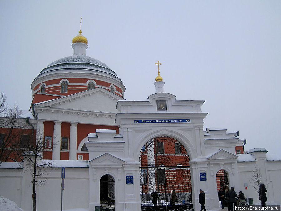 Богородицкий монастырь
