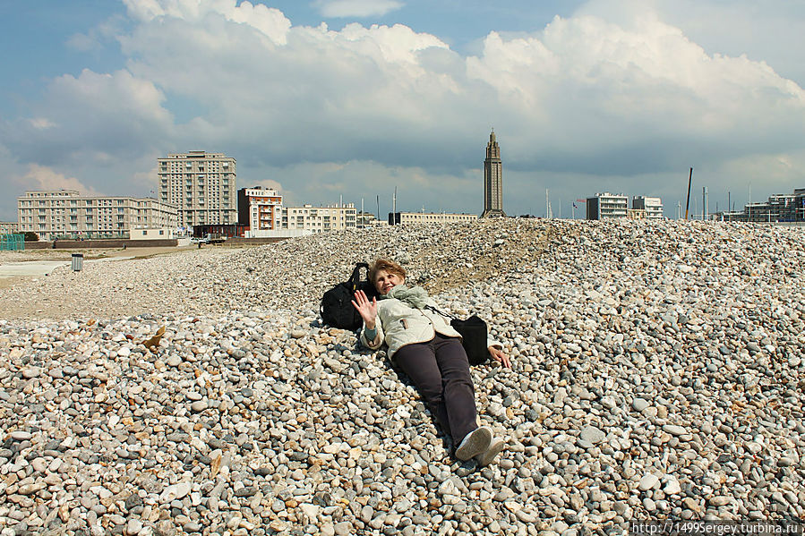 Гавр. Город с видом на океан #2 Гавр, Франция