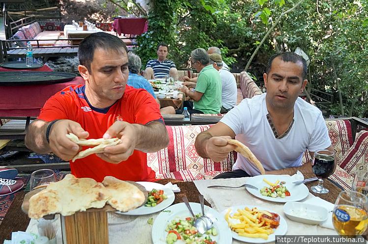 Турецкая кухня — прелюдия