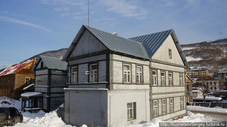 Исторические дома в Петро