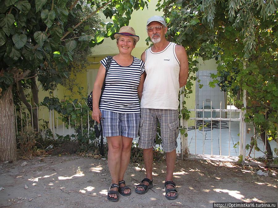 Дидим в середине лета каким его, увы, не увидела моя подруга Дидим, Турция