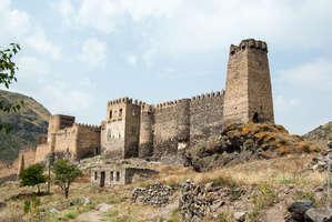 КавказТрип: Ахалцихе, Вардзиа и горячий источник