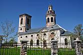 Церковь города Шлиссельбурга