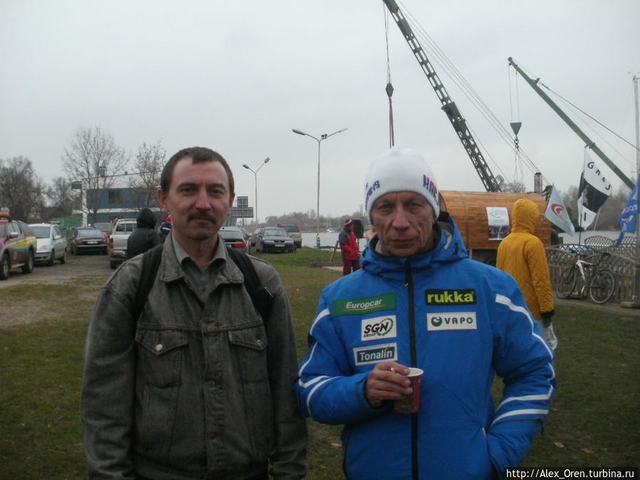 Соотечественник из Петрозаводска.