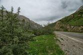 Дороги Кабардино-Балкарии очень живописны.