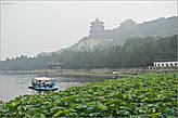 Туман, который сопровождал нас в Пекине на протяжении всех двадцати дней, внес свой колорит в мои фото потуги. Иначе не назовешь, ведь я страшно не люблю, когда небо серое. Зато — какая воздушная перспектива... *