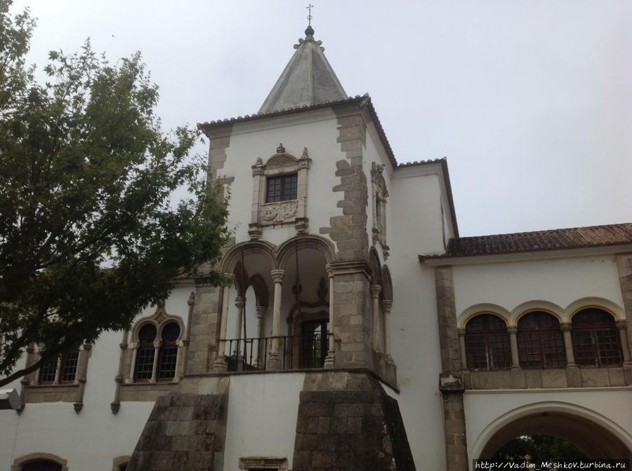 Королевский Дворец Дон Мануэл. Эвора, Португалия