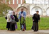 К концу 19 века в монастыре проживало до 33 человек, в основном выходцы из крестьян, вдовые и бывшие военные. Теперь лишь 12 монахов живут здесь