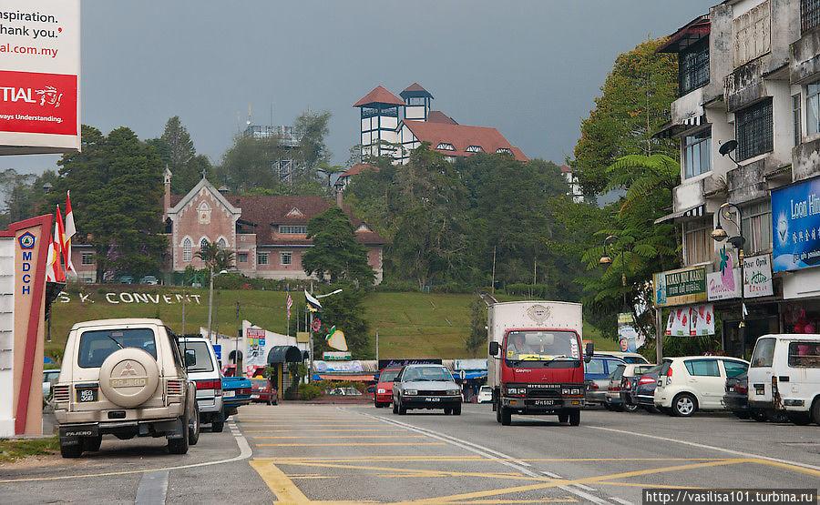 Центр Танах-Раты Танах-Рата, Малайзия