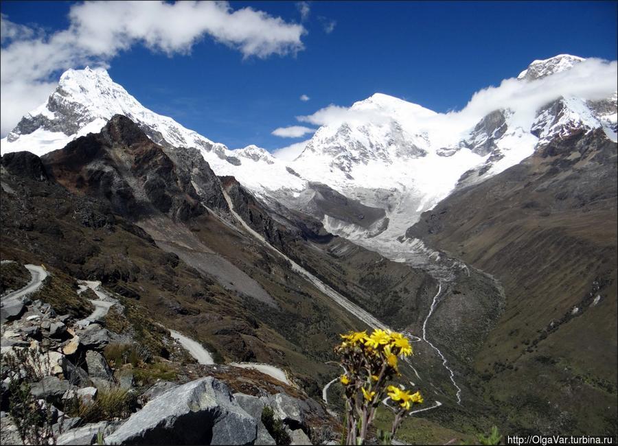 Уаскаран Уарас, Перу