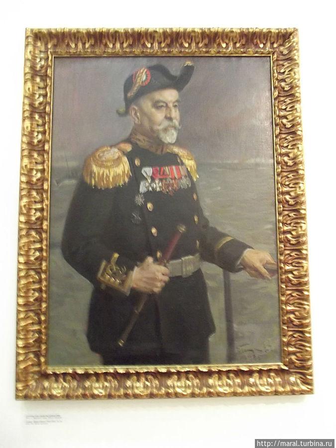 Димитр Добрев — один из основателей болгарского ВМФ, командир отряда торпедоносцев во время Балканской войны 1912 года