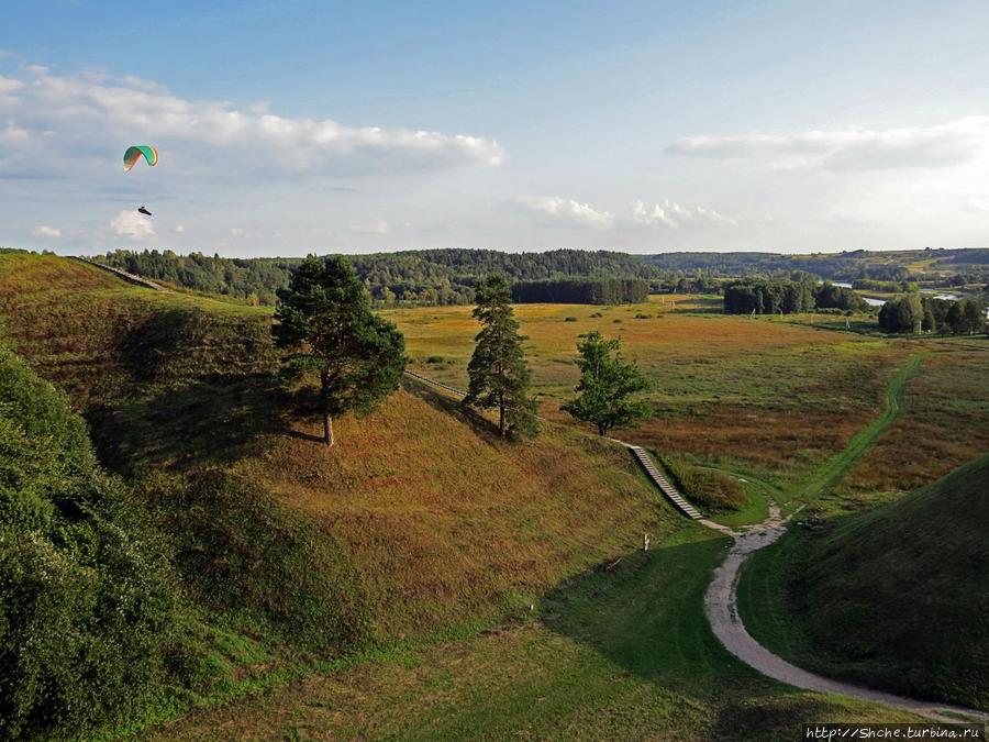 Памятники культурного резервата Кярнаве Кярнаве, Литва