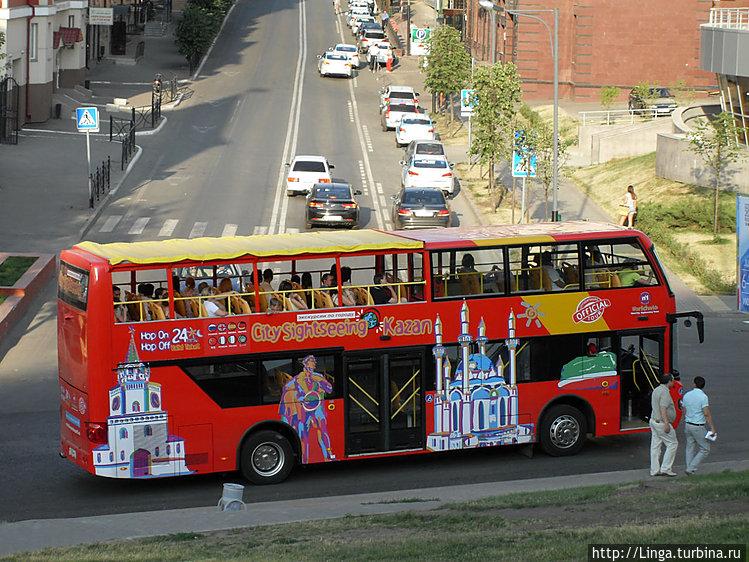 В Казани теперь есть тури