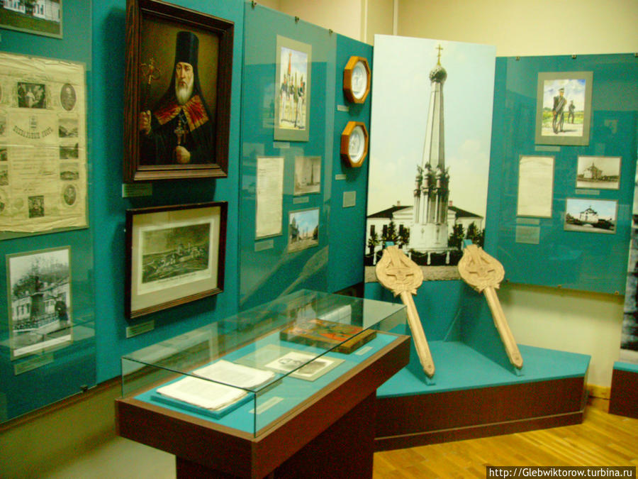 Музей 1812 Малоярославец, Россия