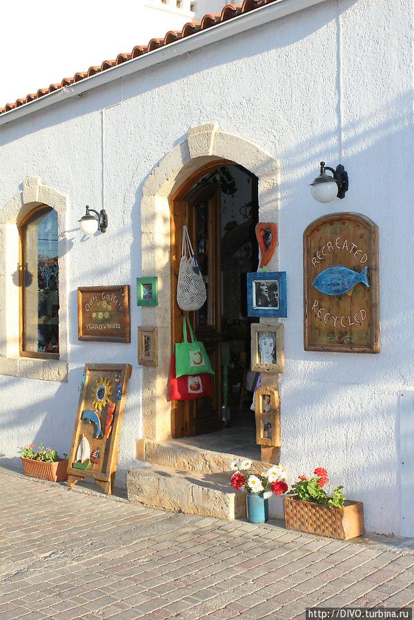 Кутулуфари — деревня рядом с Херсонисосом Херсониссос, Греция
