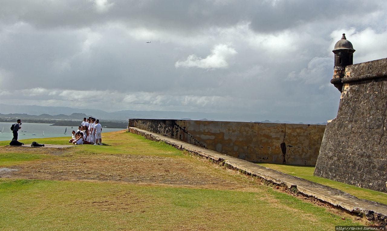 Форт Сан Фелипе дель Морро Сан-Хуан, Пуэрто-Рико