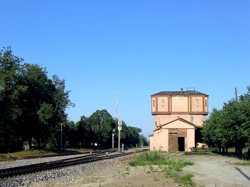 Сооружения на железной дороге Тапа, Эстония