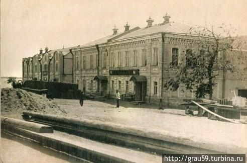 Старое фото (Малая Пролетарская 1 и 3)