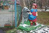 Красная шапочка. Автор Е.А. Зотов