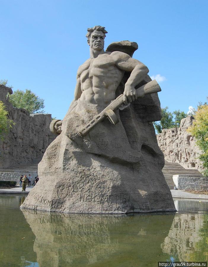 Мамаев курган. Легенды и быль Волгоград, Россия