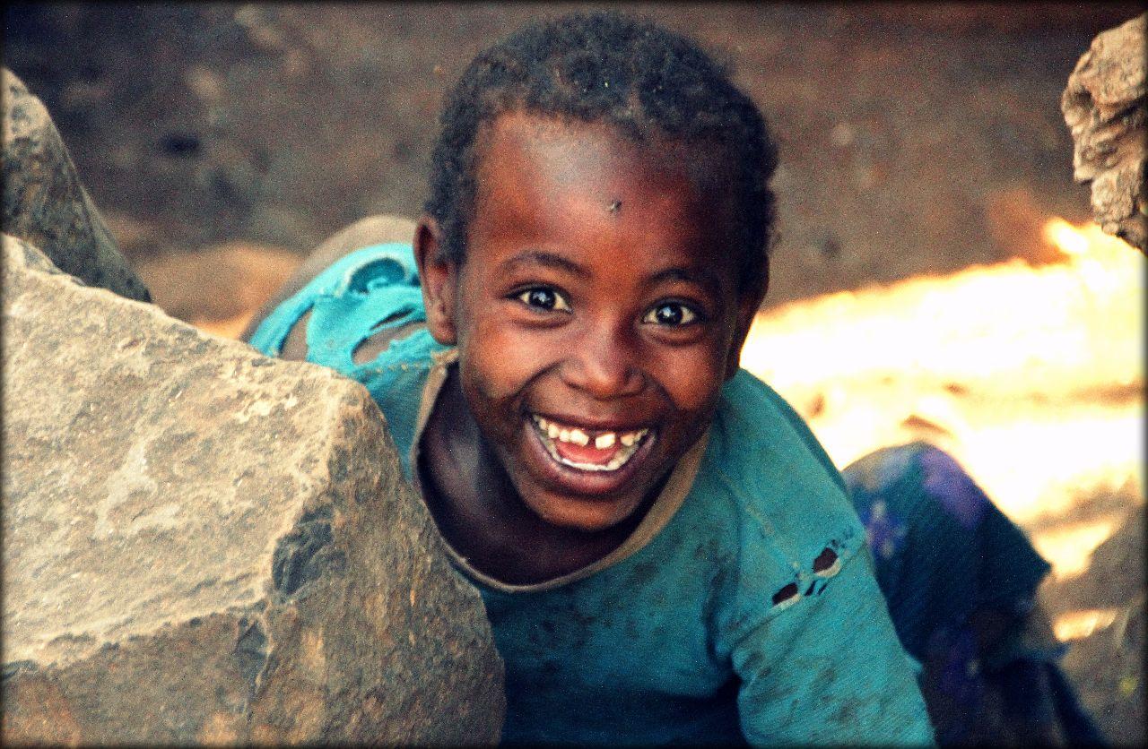 Трудолюбивый народ или объект ЮНЕСКО в Эфиопии №9