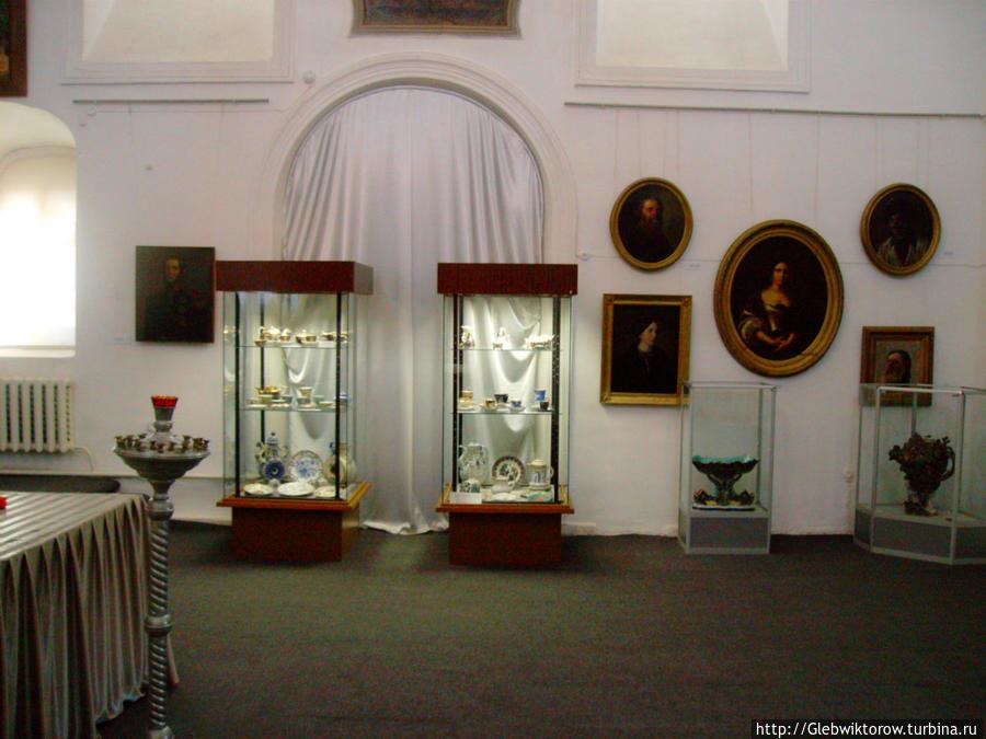 Историко-архитектурный и художественный музей Юрьев-Польский, Россия