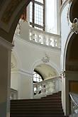 Лестница (оба крыла симметричны)