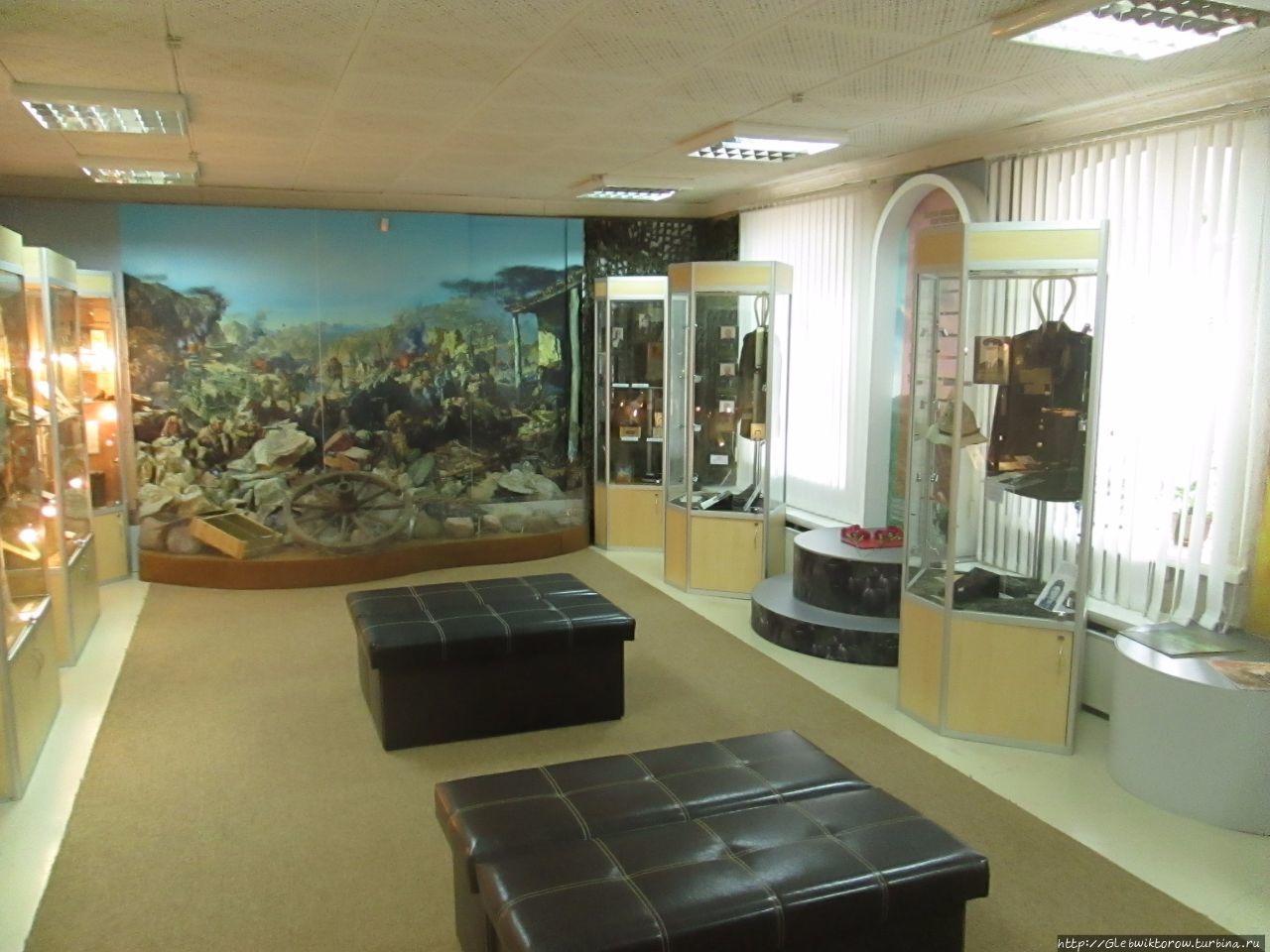 Мозырский краеведческий музей Мозырь, Беларусь