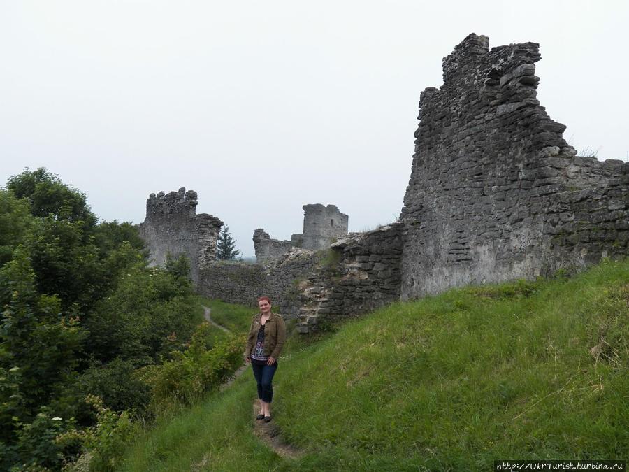 Замки Украины: Кременецкий замок Кременец, Украина