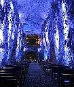 Центральный неф соляного собора