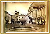 Центральная Ратушная площадь Старого города.