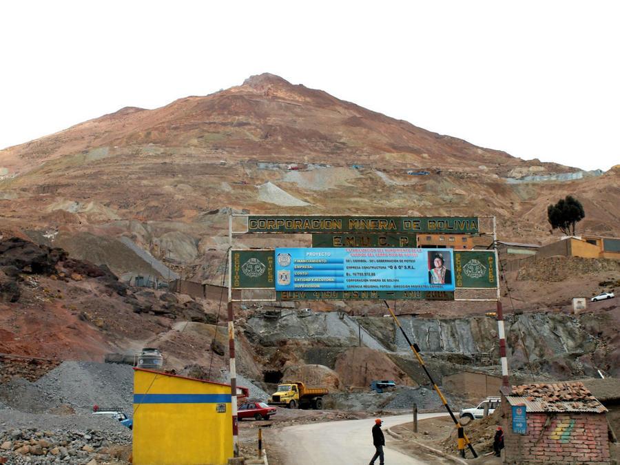 Cerro Rico  в наши времена