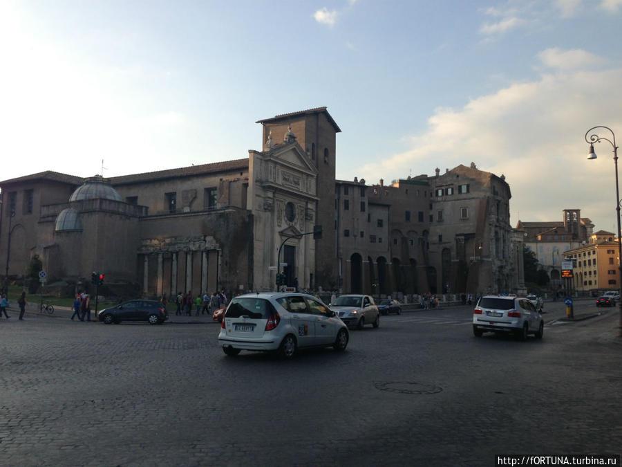 дом Крешенций (Casa dei Crescenzi) -