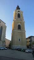 Колокольня римско-католического костела