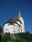 Монастырская церковь в Мария-Вёрт.