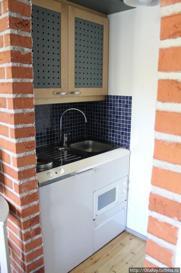 Кухонный блок.