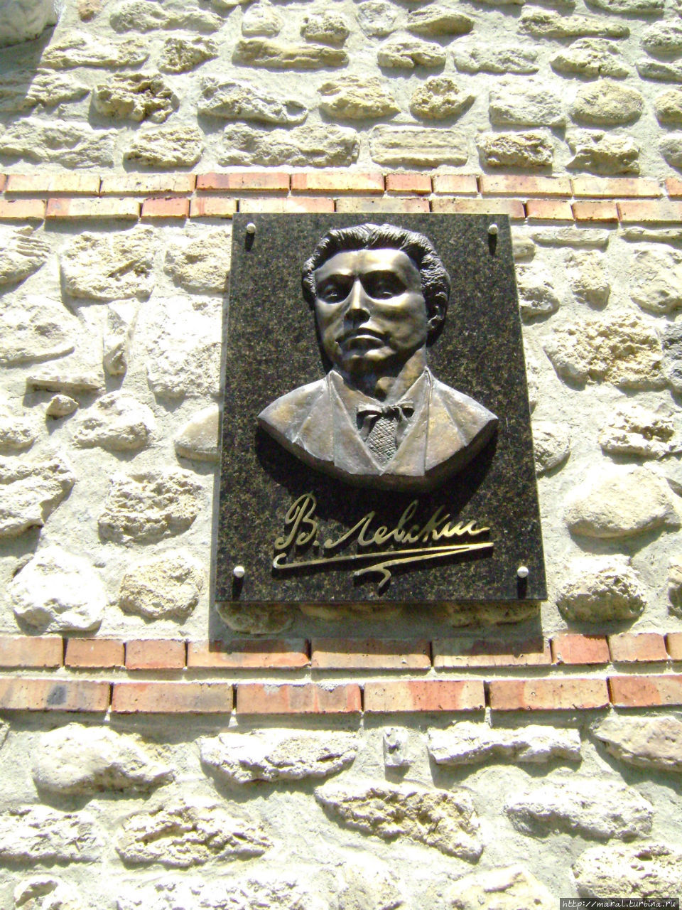 Васил Левски — болгарский революционер, который боролся за освобождение Болгарии от турецкого господства
