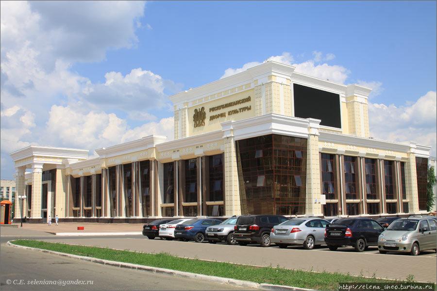 3. Республиканский дворец