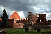 Руины замка крестоносцев