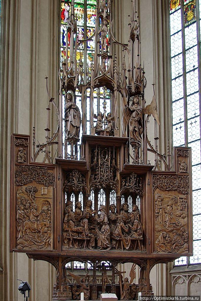 Алтарь святой Крови (нем.