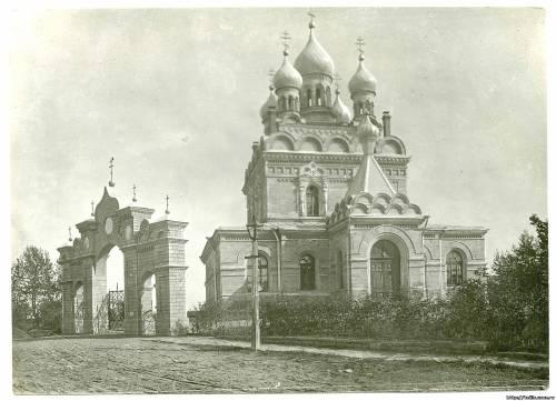 Старая церковь Гунгербург