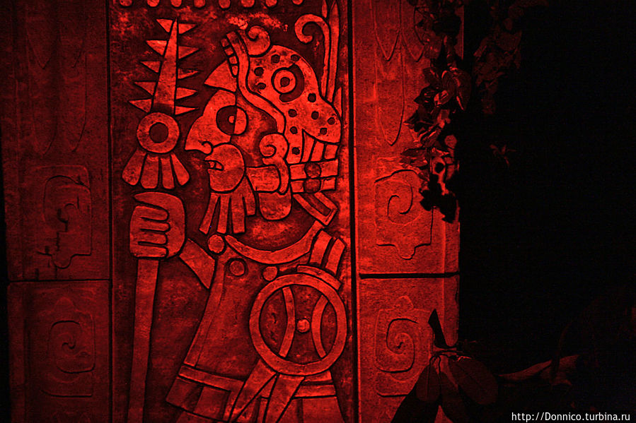 а началось все конечно с ацтеков