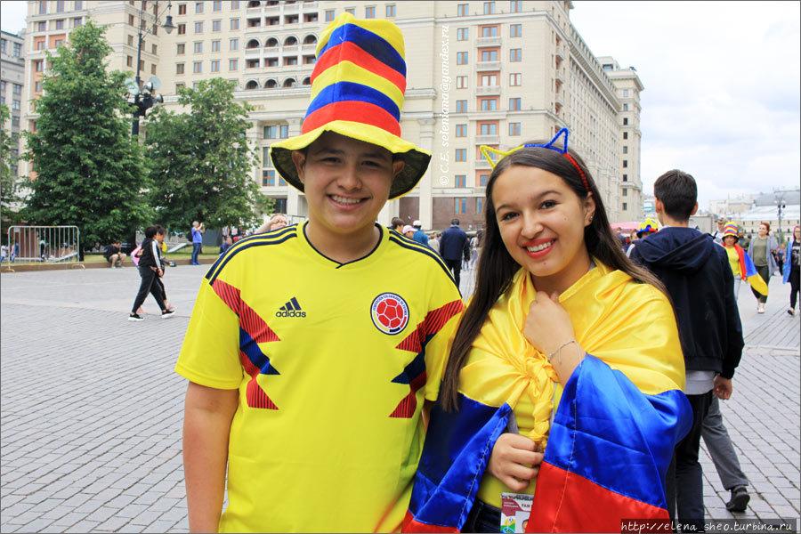 24. Колумбийцев долго иск