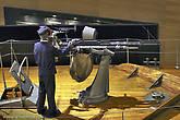 Экспонат стрелка с охранного катера времен сухого закона в Суоми