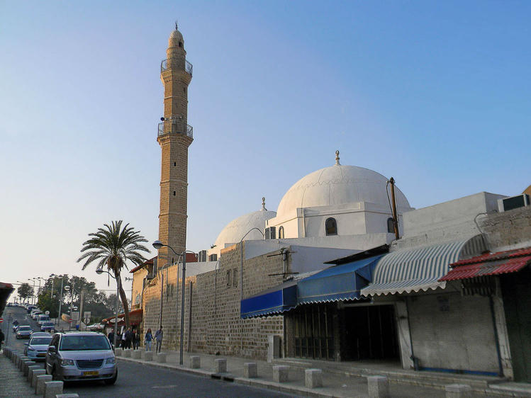 Мечеть Аль Махмудия постр
