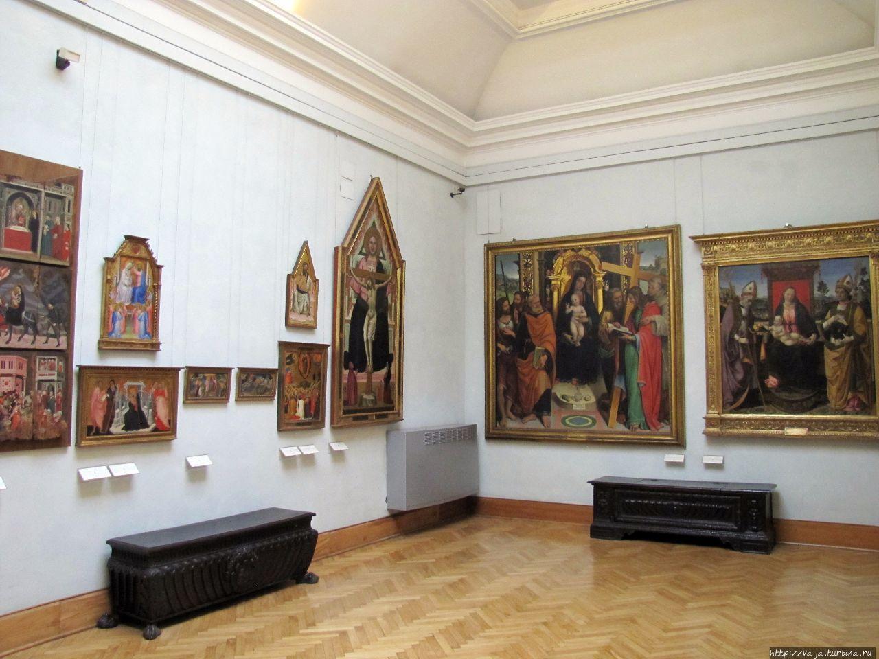 Капитолийские музеи. Третья часть Рим, Италия