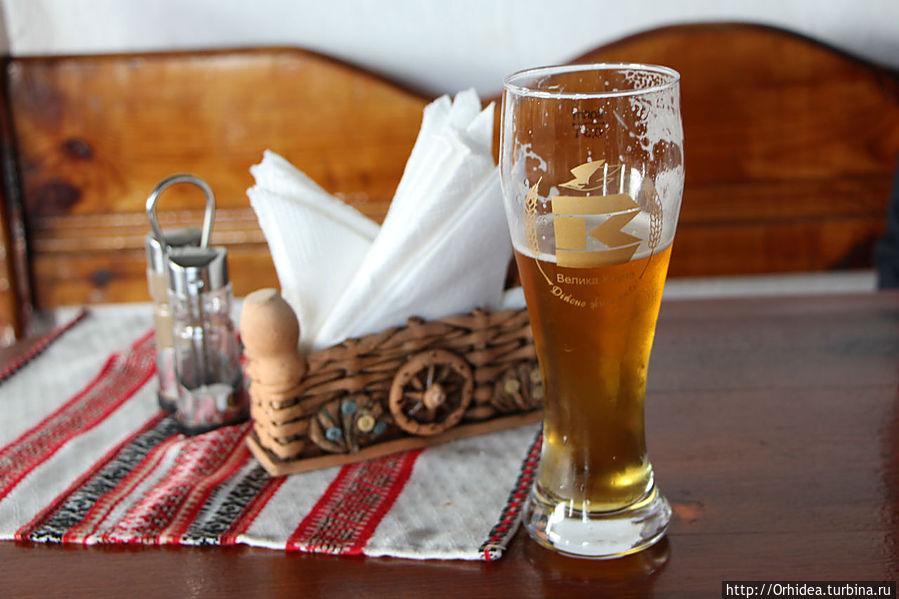 Пиво, один вид