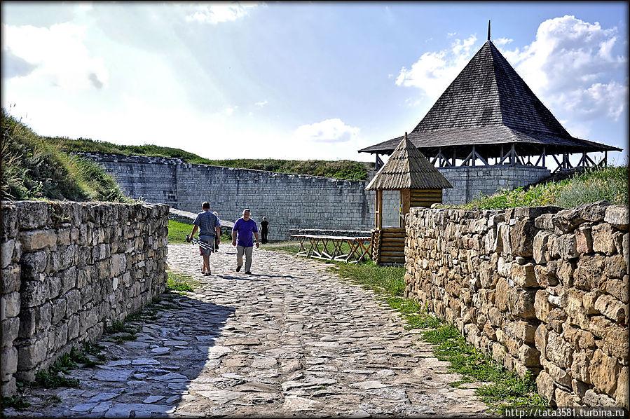 Хотинская крепость — крепость с тысячелетней историей Хотин, Украина