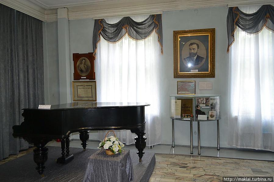 Минусинский краеведческий музей им. Н.Мартьянова Минусинск, Россия