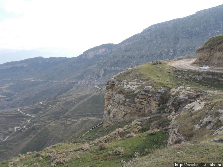 Хунзах: крепость, водопады, серпантины Хунзах, Россия